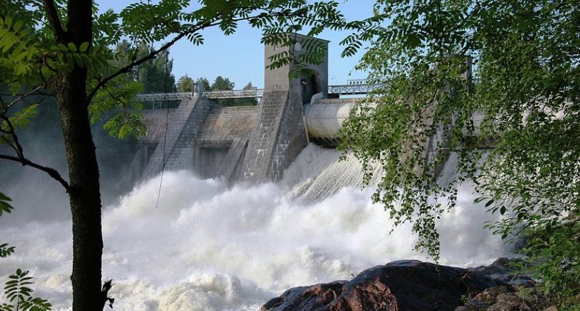 Водопад Иматранкоски (IMATRANKOSKI)